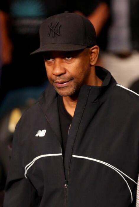 6. Denzel Washington. Su fama no lo ayudó a escaparse de la lista de los...