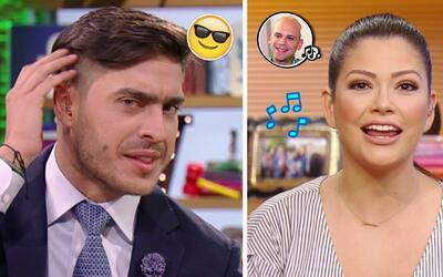 #DAEnUnMinuto: Ana Patricia quiere un dueto musical con el Dr. Juan, y R...