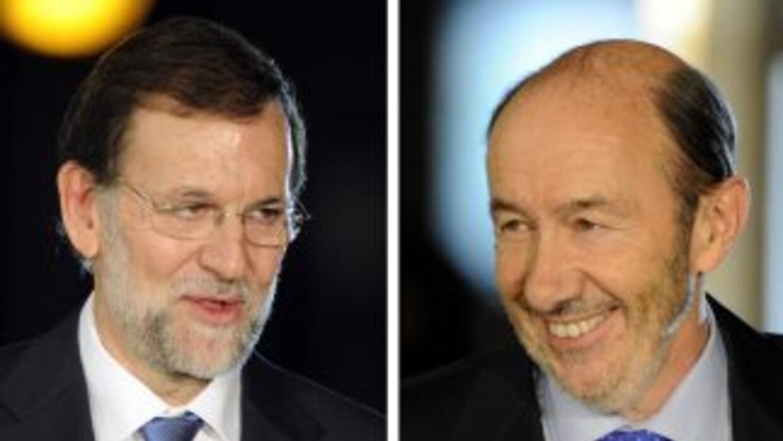 Será este domingo cuando electores españoles definan si dejarán en el po...