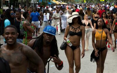 Este domingo finalizó la versión número veinte del  Urban Beach Festival...
