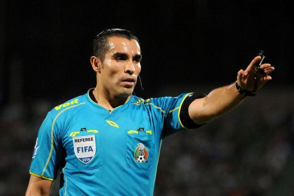 No verás más a Marco Rodríguez como árbitro. 'Chiquimarco', luego de pit...