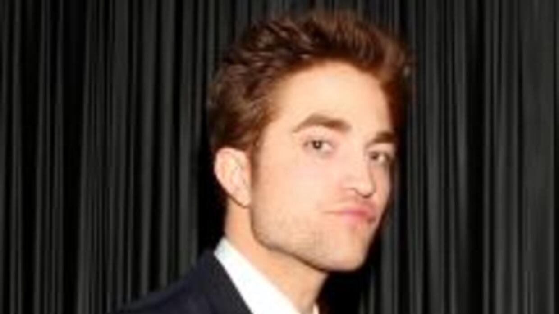 Robert Pattinson se colocó como el Mejor Besador gracias a las declaraci...