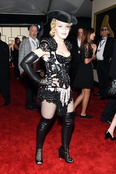 Los discos de Madonna ya no se venden como antes, y seguro, ahora su est...