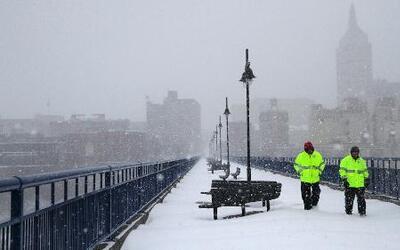 Tormentas invernales afectan a 120 millones de personas