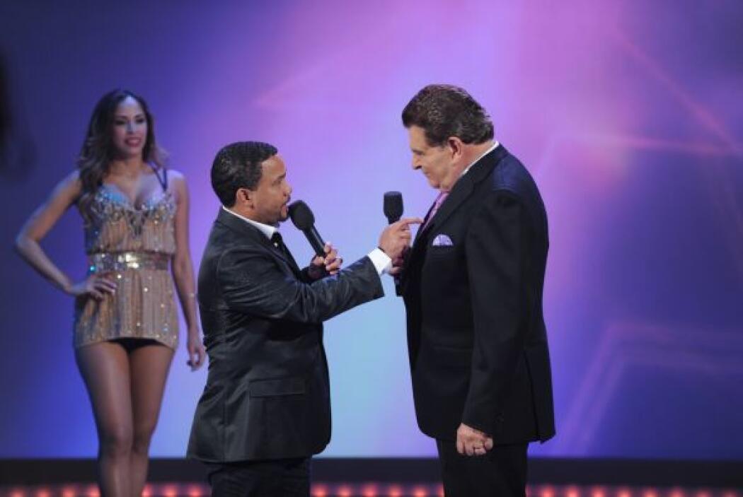 El cantante declaró estar muy emocionado por ser parte de la gran celebr...