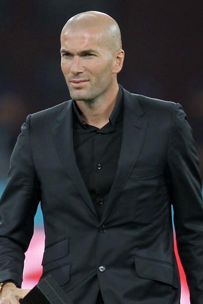 Zidane apoya la candidatura de Qatar para el Mundial 2022.