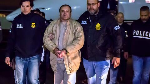 Joaquín 'El Chapo' Guzmán asegura que está enfermo y que escucha voces e...