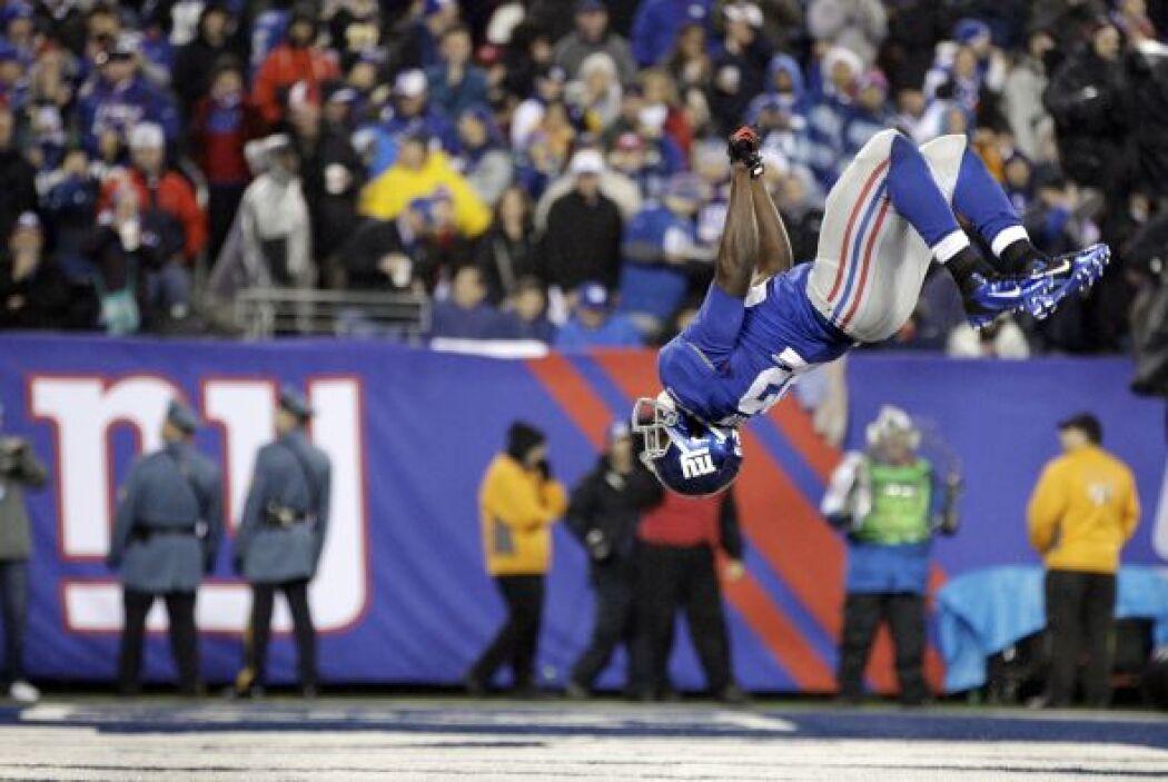 El triunfo permitió a los Giants mantener su ventaja de un juego en la D...
