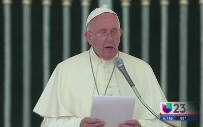 La revolución ambiental que pide el papa Francisco