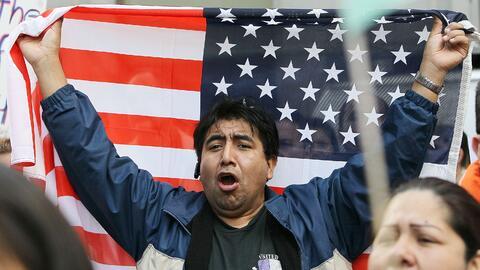 Unos 5 millones de inmigrantes indocumentados no pudieron pedir el ampar...
