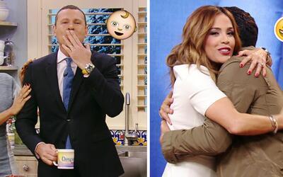 #DAEnUnMinuto: Alan quiere un quinto bebé, y Karla repartió abrazos