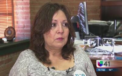 Madre migrante agradece acción ejecutiva en Thanksgiving