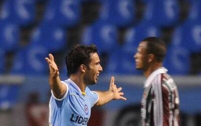 Jugando de visitante en Brasil, Argentinos Juniors se llevó a casa un va...