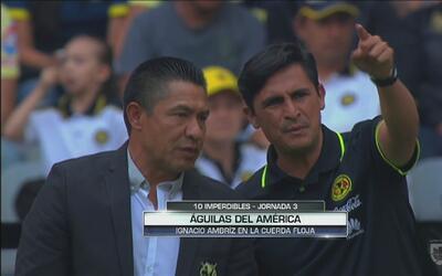 Las diez cosas que no te puedes perder de la jornada tres en la Liga MX