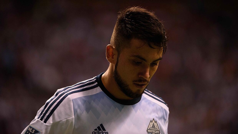 Pedro Morales triste con Vancouver Whitecaps
