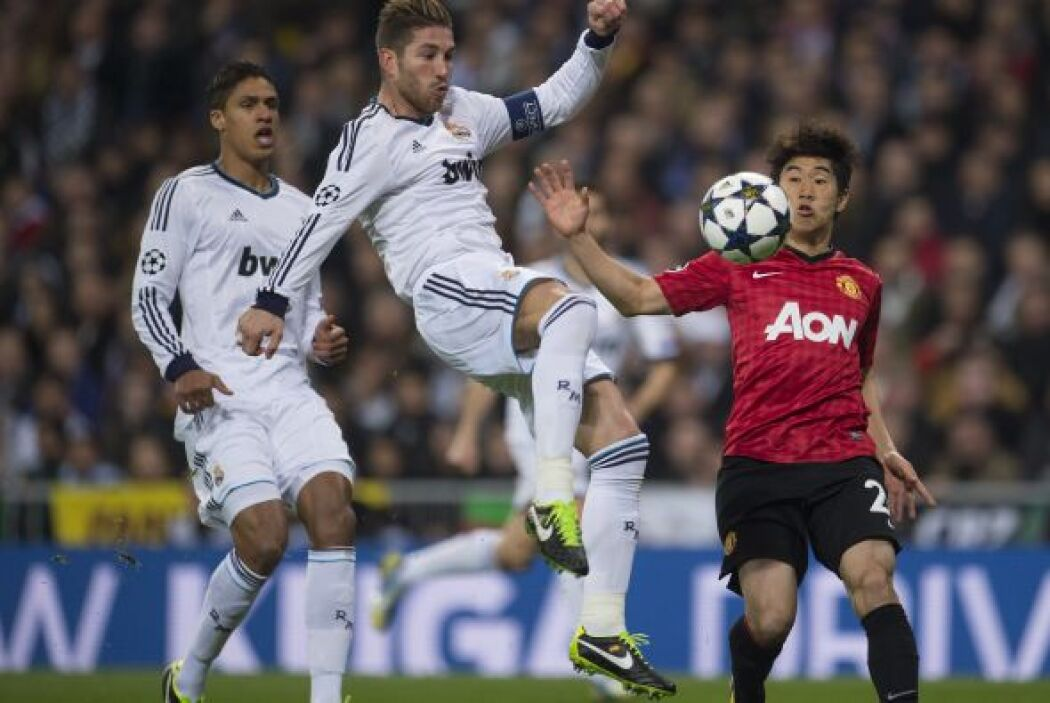 La postura de los españoles fue clara, ir al frente con varios jugadores...
