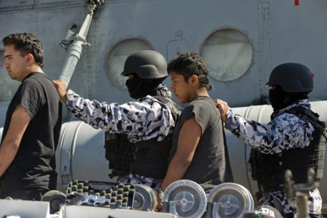 Según esta investigación, los miembros del cártel del golfo están avanza...