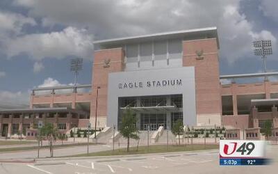 Estadio de Allen será reparado