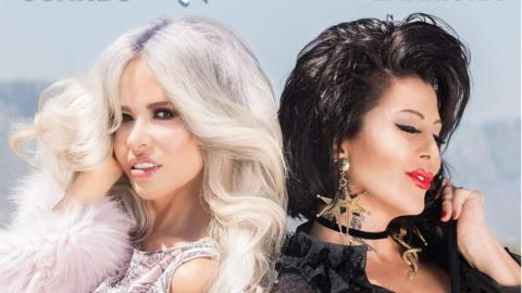 Gloria Trevi y Alejandra Guzmán cantan a dueto en 'Cuando un homb...