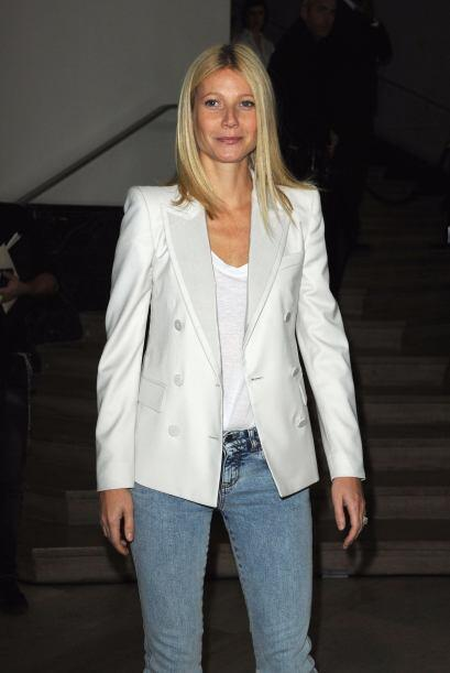¿Te acuerdas con qué famoso actor se iba a casar Gwyneth P...