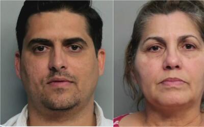 Arrestan a un hombre y a una mujer tras haber confiscado 31 millones de...