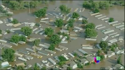 Continúa emergencia por inundaciones en Colorado