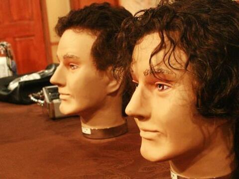 El invitado es experto en peluquines, una buena opción para los h...