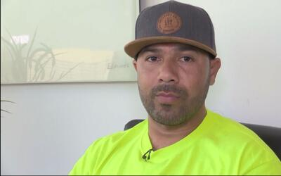 Marco Tulio Coss fue detenido por ICE y enfrenta la deportación.
