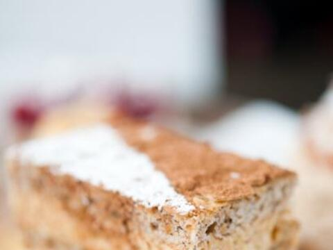 Tarta de merengue de coco: Una receta para que los que padecen de diabet...