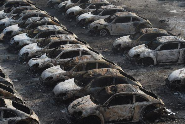 De acuerdo a medios locales, Volkswagen fue el fabricante más afectado p...