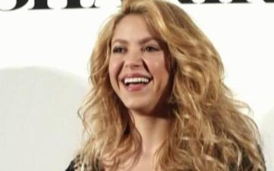 Shakira presentó su nuevo disco