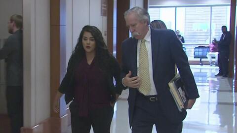 Alexandria Vera se declara culpable de cometer acto sexual agravado con...