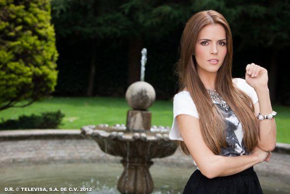Claudia Álvarez hizo travesuras en Porque El Amor Manda y tambi&e...