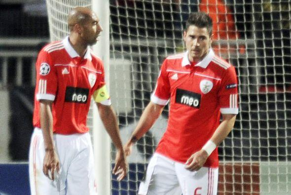 El Benfica, último campeón del torneo portugués,  l...