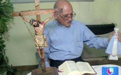 El exorcista argentino que estuvo al servicio del Papa Francisco