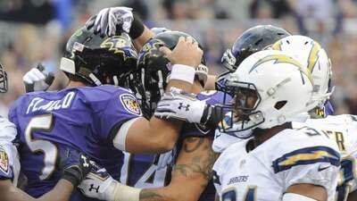 Ravens 29-26 Chargers: Baltimore ganó por primera vez en casa en la temp...
