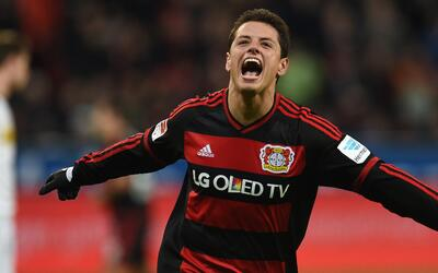 'Chicharito' anhela seguir consechando éxitos con el Bayer
