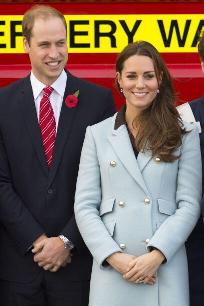 Kate y William hacen una hermosa pareja.