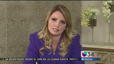 Angélica Rivera: 'No tengo nada que esconder'