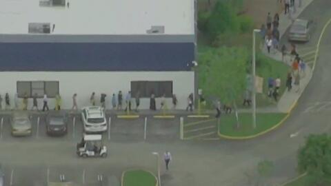 Registras una nueva falsa amenaza de bomba en una escuela judía de Pine...