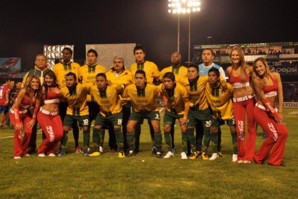 """Petapa, equipo de la Liga de Ascenso fue un digno rival para el """"S&..."""