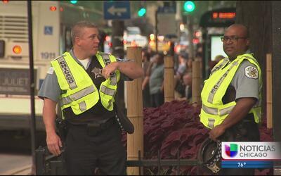 Chicago se mantiene alerta ante un posible ataque terrorista