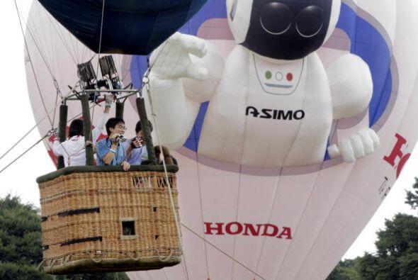 ASIMO es un gran icono de la innovación y la ingeniería ja...