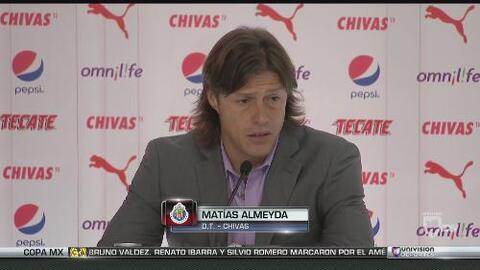 """Matías Almeyda: """"Tuvimos muchos errores individuales"""""""