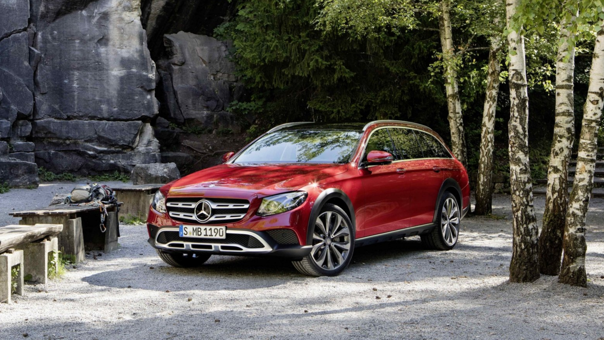 Mercedes-Benz E-Class All-Terrain 2017