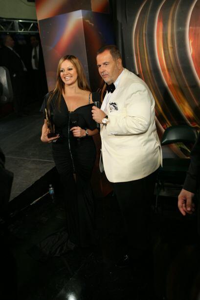 Jenni era parte de la familia de Univision y a lo largo de los años esta...