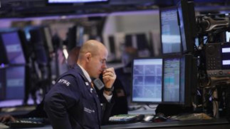 En la Bolsa de Nueva York cayeron nueve acciones por cada una que subió.