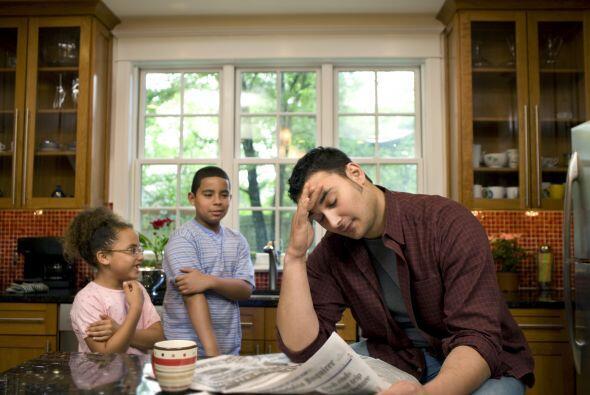 3.Cuando lo presentes, no esperes que tus hijos se porten como angelito...