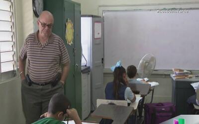 Decenas de maestros renuncian en el inicio del año escolar