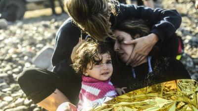 La guerra de Siria ha dejado más de 2.7 millones de desplazados, según N...